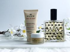 Nuxe Rêve de Miel and All Things Swell - The Little Loft Nuxe Body Oil, Lower Belly Workout, Cream Nails, Dry Lips, Palm Of Your Hand, Skin So Soft, Face And Body, Instagram Feed, Lip Balm