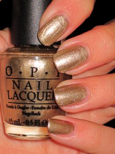 """OPI """"Glitzerland"""" from the Swiss Collection"""