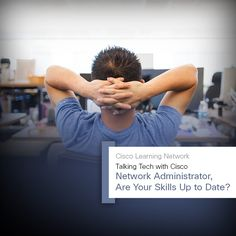 As a network administrator, you might already be seeing your job role change A LOT. What's going on? Learn what CCNA Routing and Switching v3.0 is doing to help prepare you. http://cs.co/6184BFgxm