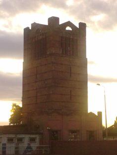 Wieża wędzarni