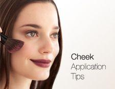 Cheek Application Tips