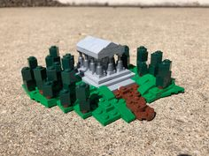 ABS Builder Challenge - Greek Temple
