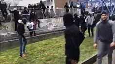 Riots against police brutality.