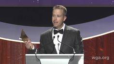 Haunted Hathaways' Bob Smiley wins the 2015 WGA Children's Script Award! SO proud!