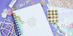 Give Your Journal Life with the STMT DIY Journaling Kit
