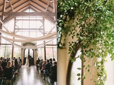 Back to Gallery Captivating Weddings Julie Wilhite Photography Bloom Photography She-n-He Photography Matthew Johnson Studios Indoor Wedding Ceremonies, Wedding Ceremony, Our Wedding, Wedding Ideas, Austin Wedding Venues, Brittany, Vines, Artisan, Bloom
