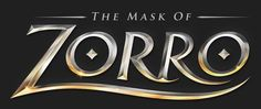 The Mask of Zorro What You Can Do, Told You So, Create Your Avatar, The Mask Of Zorro, Las Vegas, Fox Logo, 3d Home, Kingdom Of Heaven, Buick Logo