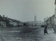 Masarykovo náměstí, kolem roku 1900