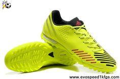 Fashion Electricity-Black-Infrared Adidas Predator LZ TRX TF Football Shoes On Sale