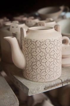 The awe-inspiring handmade ceramics of Bat Trang village in Vietnam. Read more on the #mygenue blog - https://mygenue.com/bat-trang-ceramicists-give-us-a-lesson-in-authenticity/ #handmade #pottery #ceramics #artisans #vietnam #battrang #historical #designer #artist #surfacedesign #inspiration