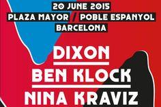 RA News: Ricardo Villalobos, Dixon play for IR in Barcelona