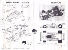 KIT ASSEMBLE METAL F.1 SCALE 1:43   MARCH 721G FORD  BEUTTLER   GP    1972