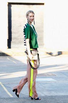 Sydney Stijl - Street Chic Zanita Morgan - VOGUE Nederland