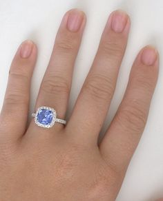 white blake listing ice oval au sapphire lively ring il engagement blue