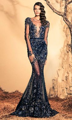 Ziad Nakad Haute Couture - Fall/Winter 2015 Collection