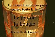 Le jeu de la bougie : un rituel à instaurer pour apaiser toute la famille (idéal…
