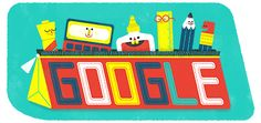 Δείτε περισσότερα doodles στη διεύθυνση google.com/doodles!