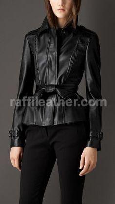 Jaket Kulit Wanita RFW 134