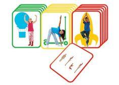 Yoga Cards – Set of 16