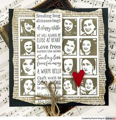 Buzz Bee, Get Well, Long Distance, I Card, Tim Holtz, Card Making, Creative, Projects, Stamps