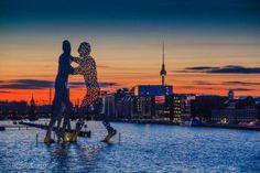 Mediaspree: Fotolocations, Foto-Spots und Foto-Orte in Berlin