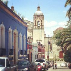 Oaxaca centro, Iglesia de Santo Domingo