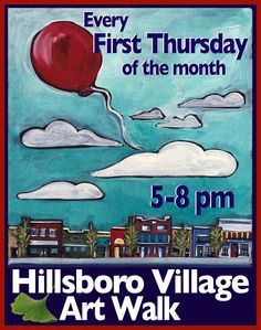 Hillsboro Village hosts artists, bands, authors, food and more on the first Thursday of every month in Nashville