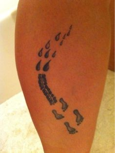 Tattoo Titled Swim Bike Run Found On Tattoorackcom | I like this bc it's so unique and I could put it on my foot