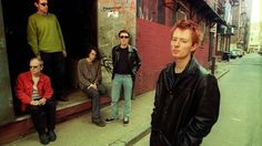 """""""Blow Out"""" (1993) - 20 Insanely Great Radiohead Songs Only Hardcore Fans Know   Rolling Stone"""