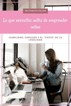 Lo que necesitas saber antes de emprender online  #legalidad #abogados #negociosrentables #negocios Marca Personal, Community Manager, Blog Tips, Email Marketing, Management, Activities, Kit, Ideas, Lifestyle