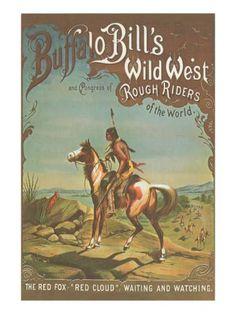 Wild West Poster  #historywildwildwest