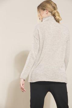 'love fashion / think organic / be responsible (Lanius, grüne Mode, slow fashion, eco fashion, ethical fashion)
