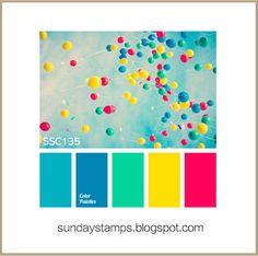 SSC135 Happy Colors!