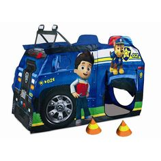 Paw Patrol Chase Police Cruiser Tent by Playhut Multicolor  sc 1 st  Pinterest & Toy Story Buzz Lightyear Talking Action Figure | Buzz lightyear ...