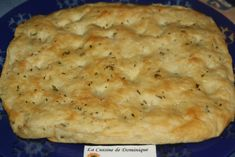 Focaccia with fresh rosemary, Italian recipe. Focaccia, ricetta di base, The cuisine of Dominica, Italy. Pizza Recipes, Vegan Recipes, Cooking Recipes, Pasta Dishes, Food Dishes, Best Diner, Traditional Italian Dishes, Cuisine Diverse, Italian Recipes