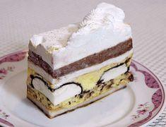 Munchmallow torta — Domaći Recepti Torte Recepti, Kolaci I Torte, Baking Recipes, Cookie Recipes, Dessert Recipes, Jednostavne Torte, Cake Cookies, Cupcake Cakes, Torta Recipe