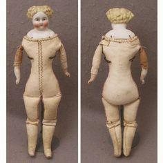 Ранние немецкие куклы с головами из париана и бисквита - tantelina