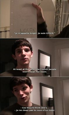 """""""We like to keep our pranks on a high intellectual level."""" Oh Bradley and colin"""