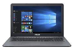 """cool ASUS F540YA-XX078T - Ordenador portátil de 15.6"""" (AMD Dual-Core E1-7010, 4 GB de RAM, HDD de 500 GB, AMD Radeon R2 Graphics, Windows 10), plata degradado"""