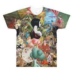 Colorful Art Shirt XLIII