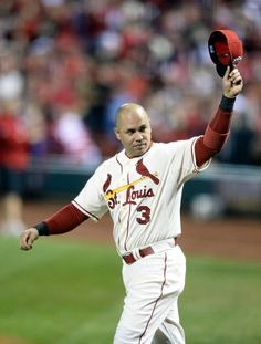 Carlos Beltran has rejected the Cardinals qualifying offer....thankful for the 2 yrs that he wore the Birds on the Bat and wish him well wherever he plays next..