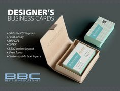 Free Business Card Templates for Designers