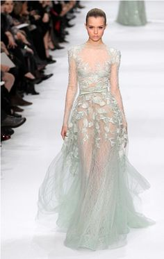Lainey Gossip Entertainment Update|Elie Saab Haute Couture S/S 2012