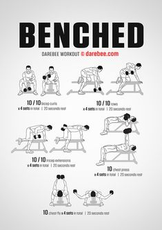 Workout plans, useful home exercises planner to get healthier. Dissect that fitness workout image number 8878864281 here. Fitness Workouts, Weight Training Workouts, Gym Workout Tips, Dumbbell Workout, At Home Workouts, Workout Plans, Workout Routines, Dumbbell Exercises For Men, Workout Motivation