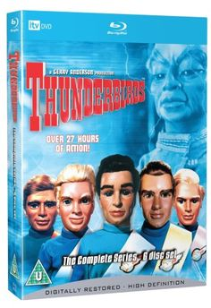 Thunderbirds Complete Series 6 Disc Blu-ray
