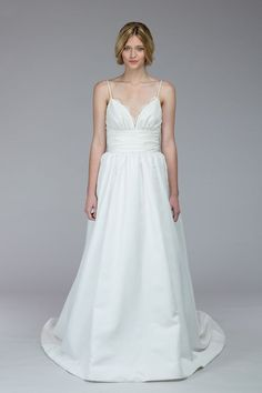 Delicate + classic -- love the Stephens dress by Kate McDonald <3