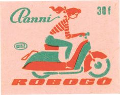 vintage matchbook  Ian Gabb : collection