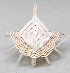 Small Egg Basket Pattern