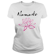 Namaste Lotus Flower Yoga Shirt Namaste yoga shirt available in several colors Hoodie style also available namaste yoga lotus Hoodie Sweatshirts, Disney Sweatshirts, Adidas Hoodie, Sweatshirt Dress, Sweater Shirt, Sweater Dresses, Grey Shirt, Ugly Sweater, Frog T Shirts