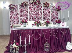 Фото 14976504 в коллекции Декор - Татьяна S Quinceanera Decorations, Stage Decorations, Birthday Party Decorations, Wedding Decorations, Trendy Wedding, Diy Wedding, Rustic Wedding, Dream Wedding, Wedding Reception